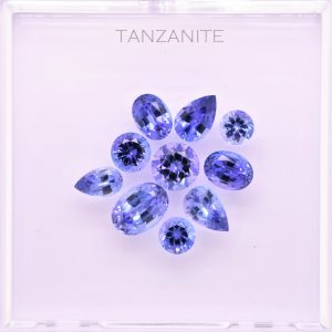 Advanced Quality Gemstones TANZANITE