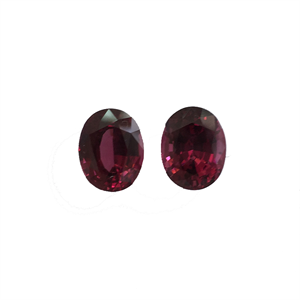Advanced Quality Gemstones RHODOLITE GARNET